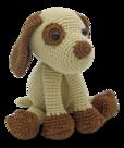 Hardicraft-Puppy-Fiep-haakpakket-Christel-Krukkert