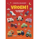 Vroem-!-Alle-voertuigen-plat-gehaakt-Christel-Krukkert