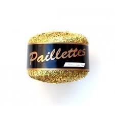 Paillettes 03 goud