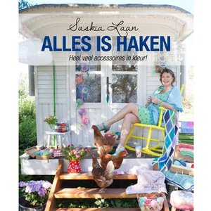Alles is haken - Saskia Laan