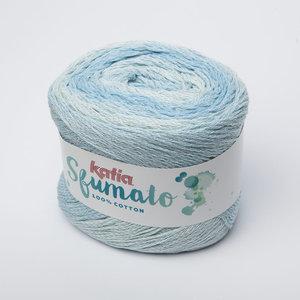 Sfumato 71 Blauw-waterblauw
