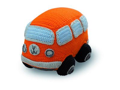 Haakpakket VW-busje Oranje