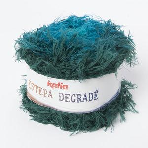 Estepa Degradé 301 Groenblauw-Flessegroen