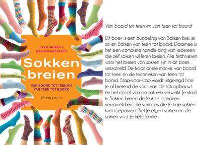 Sokken breien - Jo An Luijken & Marlies Hoogland